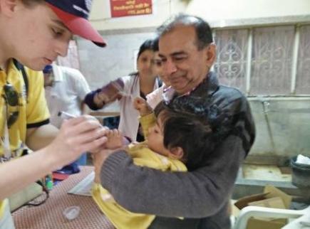 thomas polio